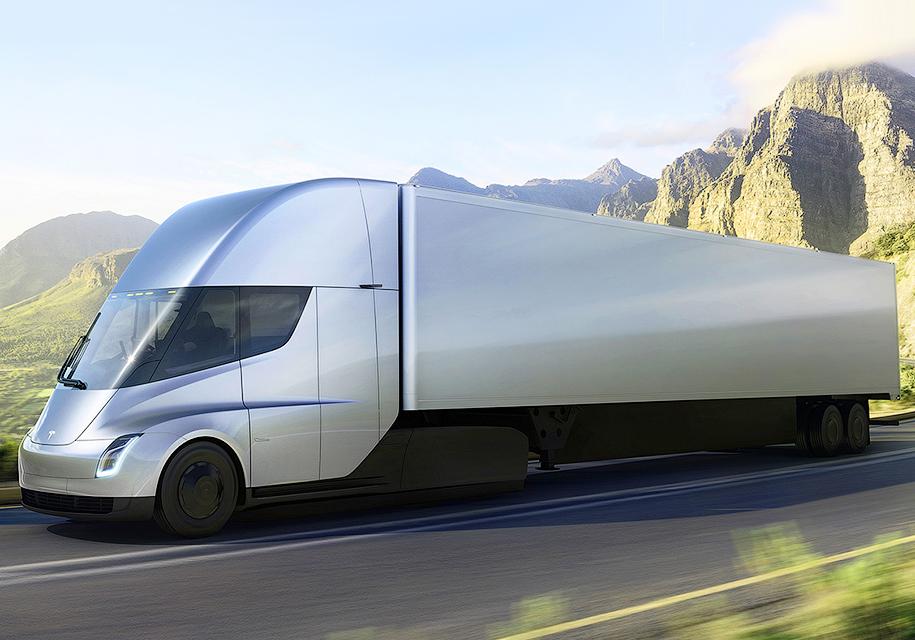 UPS расположила крупнейший заказ наэлектрогрузовики Tesla
