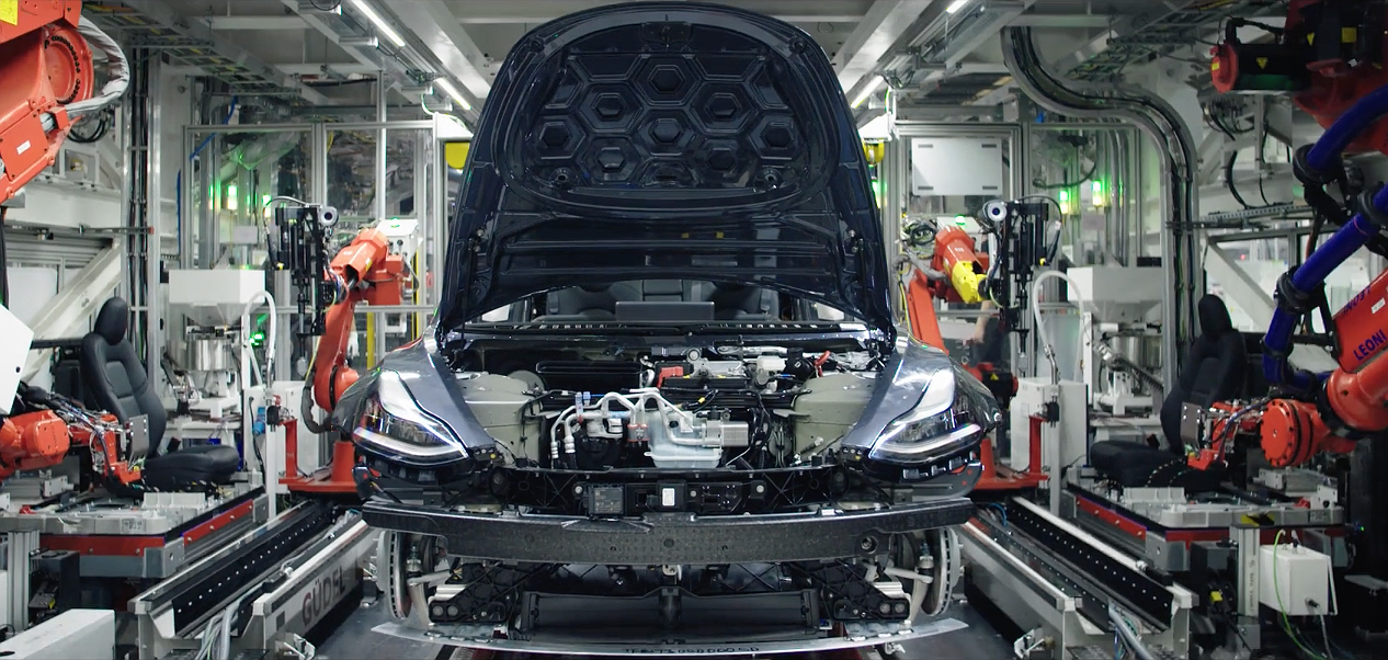 Tesla обнаружила брак и недоработки в 4300 автомобилях Model 3
