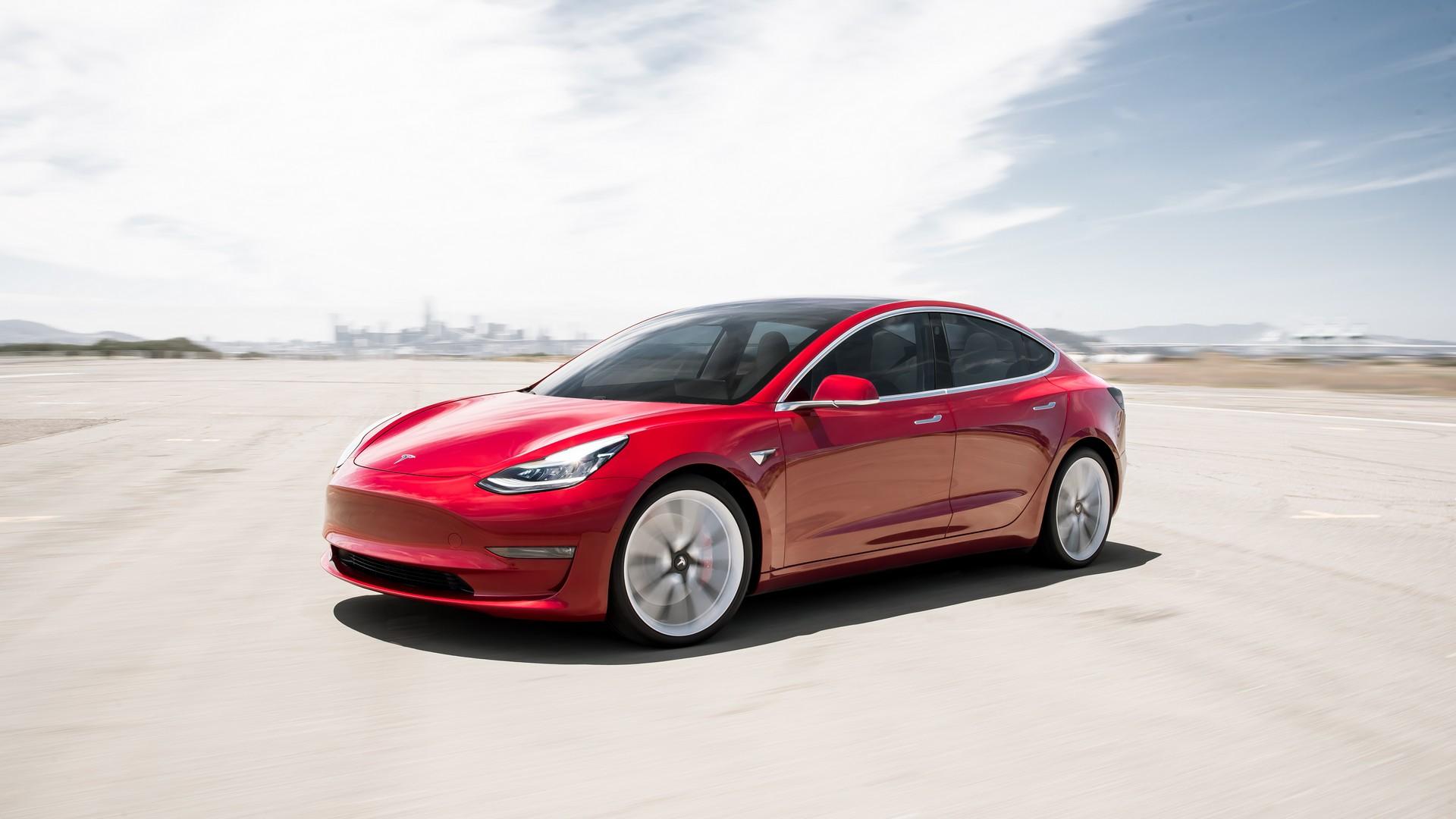 Tesla не выполнила план по выпуску «бюджетной» Model 3