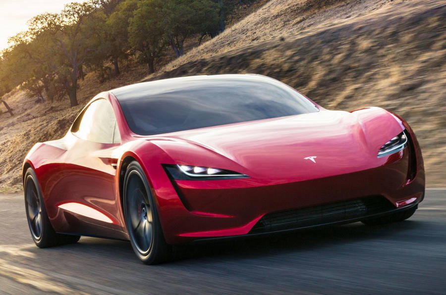 Tesla покажет в Швейцарии таинственный автомобиль