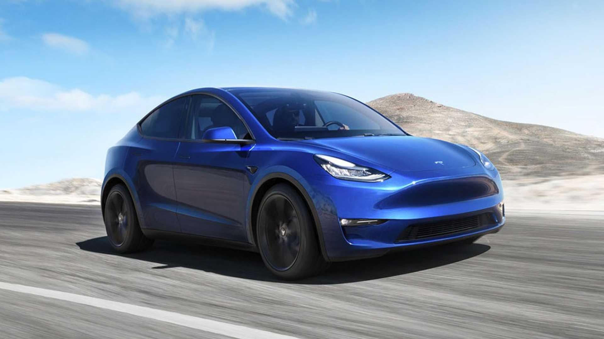Tesla Model Y: семиместный салон и запас хода в 480 км