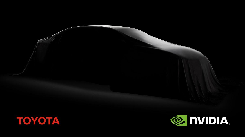 Nvidia разработает автопилот для Тойоты