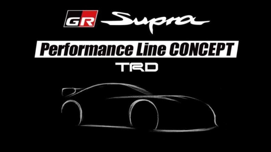 Toyota анонсировала купе Supra с заводским тюнингом