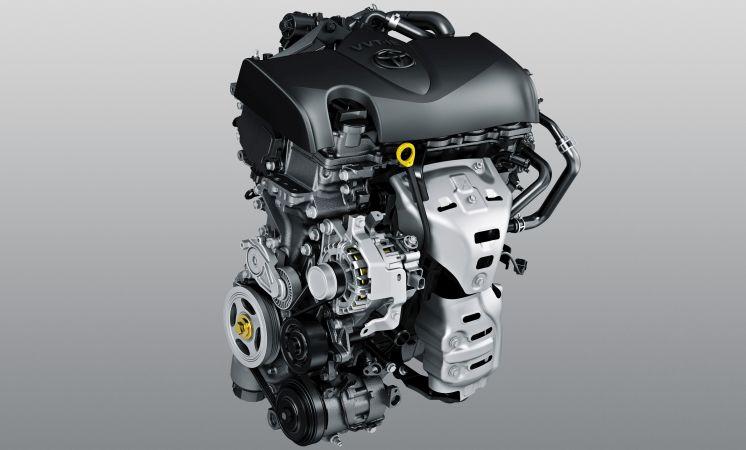 Тойота Yaris получает новый мотор