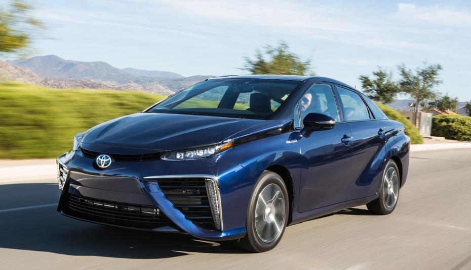 Toyota удвоит инвестиции в водородные автомобили