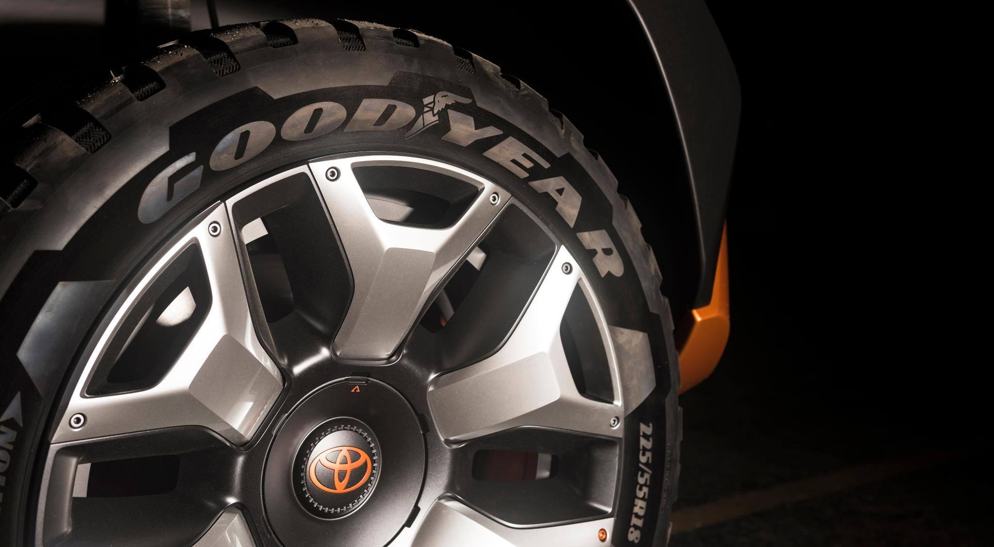 Toyota FT-4X послужит примером для нового внедорожника