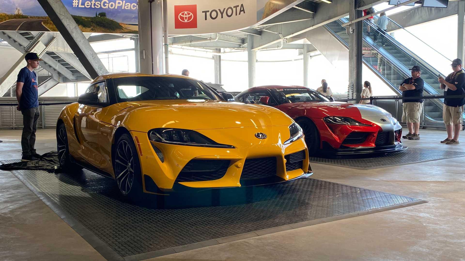 Der wiederbelebte Toyota Supra ist leistungsstärker, schneller und einfacher geworden.