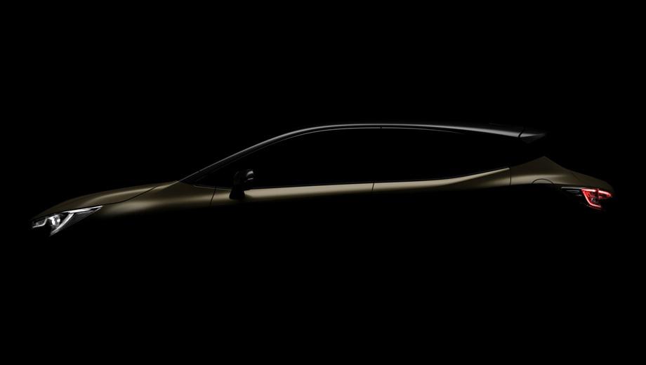 Хэтчбек Toyota Auris получит новую гибридную систему