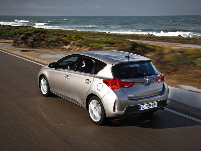 Toyota Auris — экстерьер
