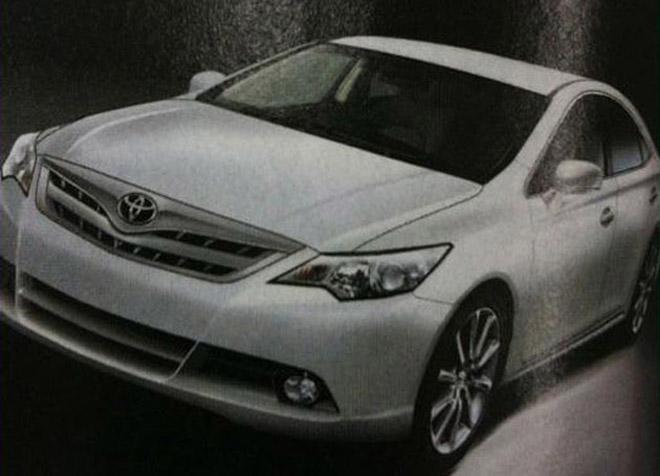 ����� Toyota Camry � ������ ����������