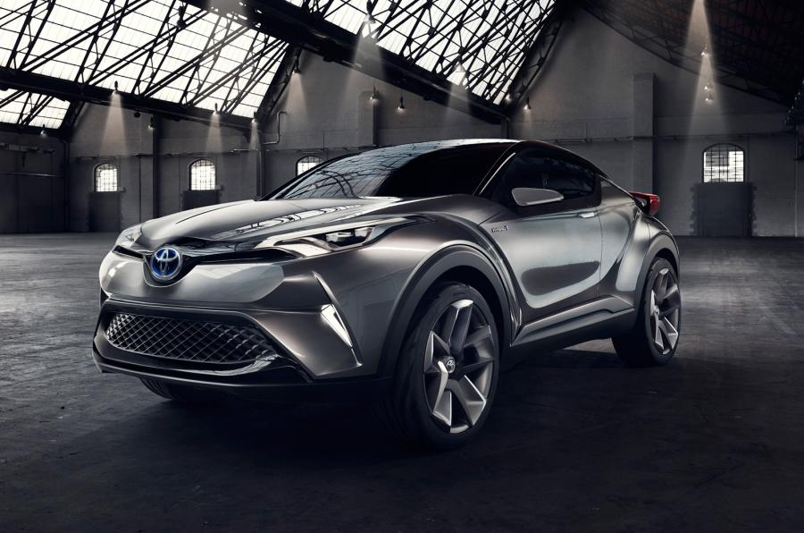 Toyota подготовит к Женеве «убийцу» Nissan Juke