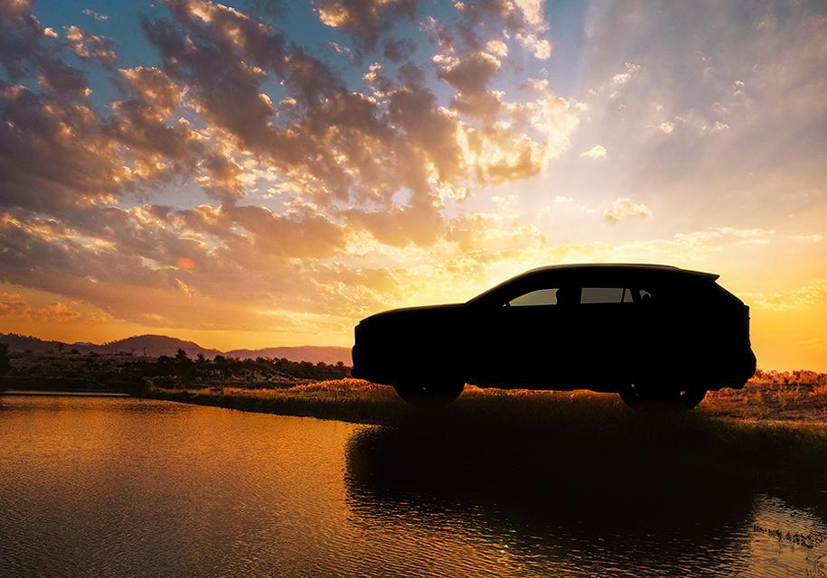 Toyota показала новый RAV4 на фото