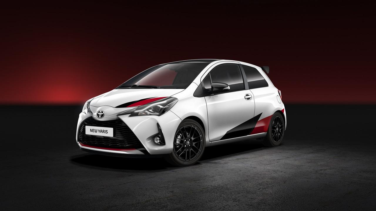 Toyota установила механический нагнетатель в хэтчбек Yaris
