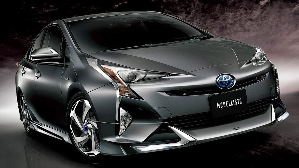 Тюнеры взялись за доработку нового Toyota Prius