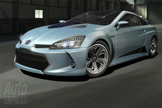 Toyota : новый бренд уже в стадии разработки