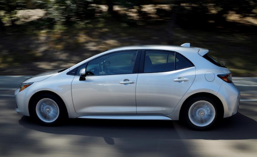 Toyota Corolla получит «вседорожную» версию