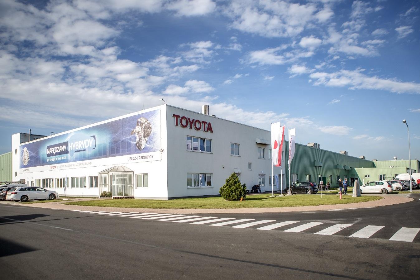 Завод Toyota в Польше освоил производство гибридных трансмиссий, которые раньше выпускали только в Азии