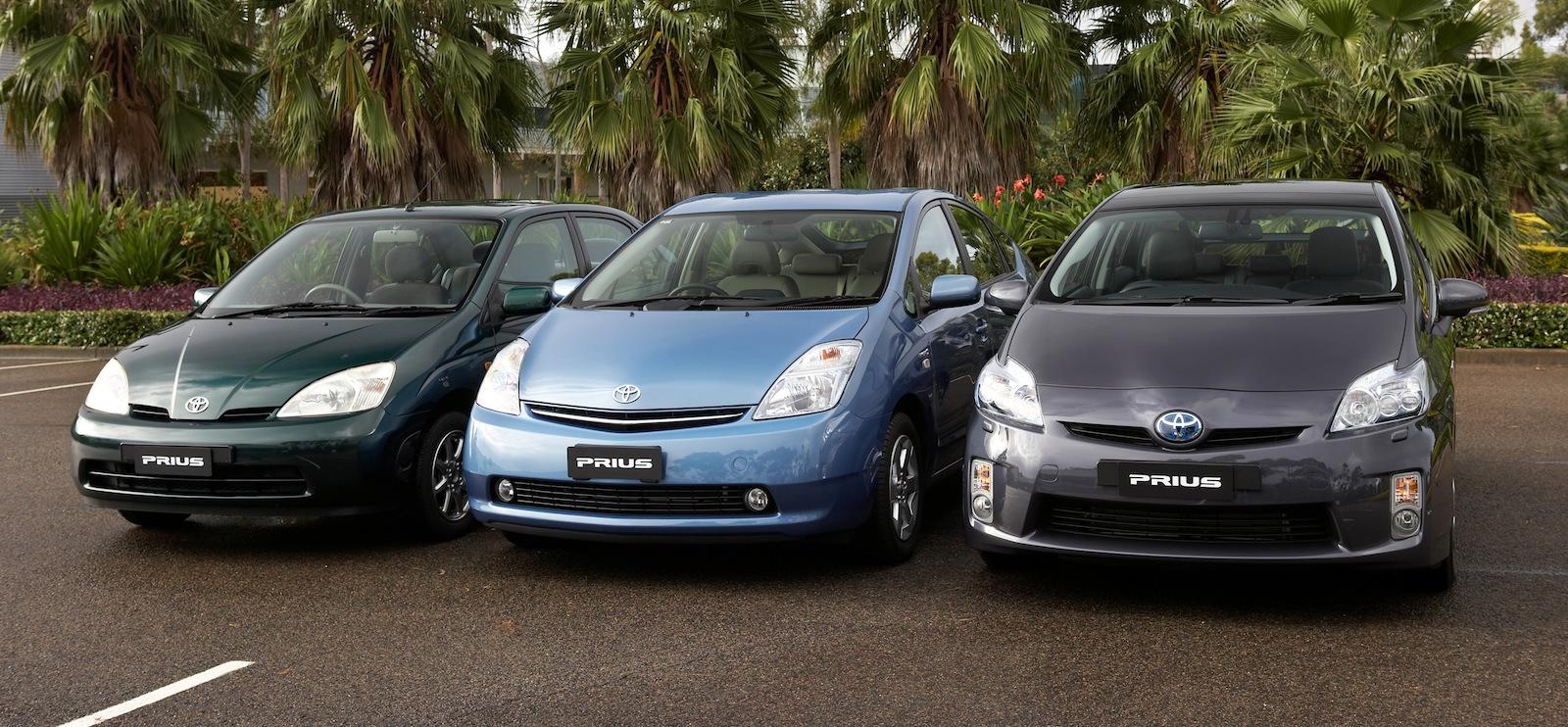 Toyota продала 10-миллионный гибрид