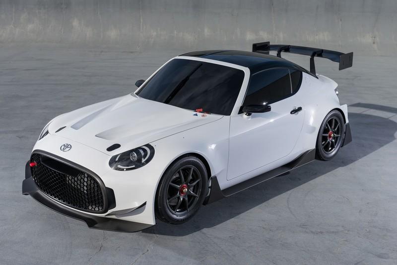 У купе Toyota S-FR появилась гоночная версия