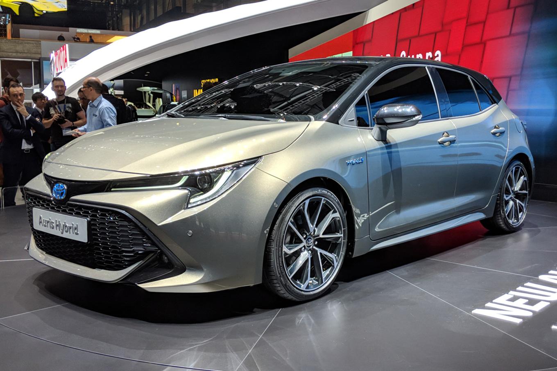 Женева 2018: Toyota Auris третьего поколения дебютировал в двух гибридных версиях
