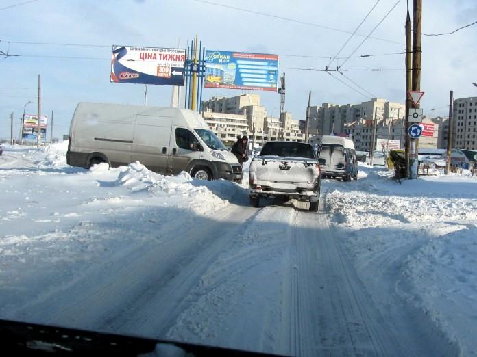 На дорогах Киева стало на 2% безопаснее