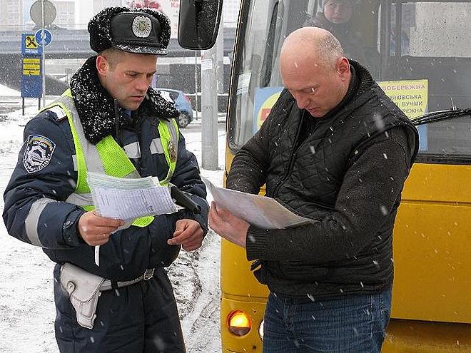 Водительские права больше не будут удостоверением личности в Украине