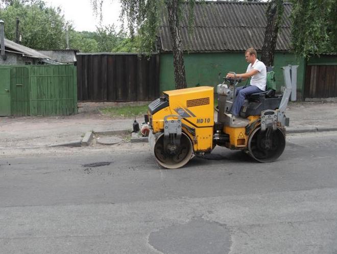 «Укравтодор» объявил 2014 год годом дорожных реформ