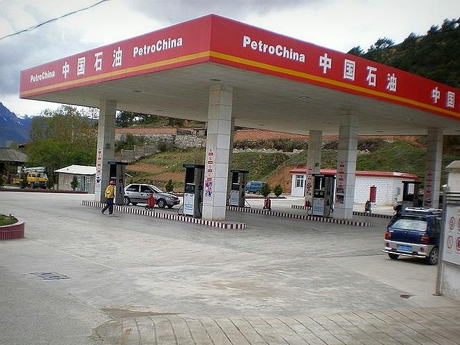 Украинский бензин будет китайским (возможно)