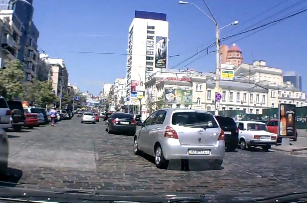 В Украине запретят видеорегистраторы?