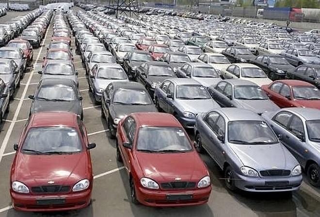 Впервые зафиксирован рост производства авто на Украине