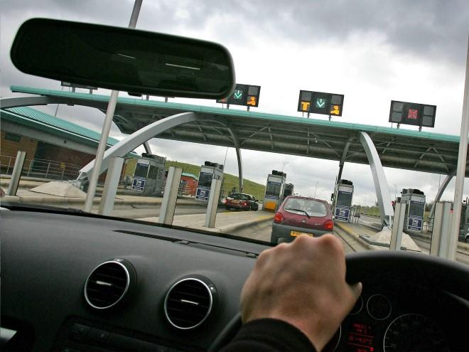 Британцы не хотят платить за дороги