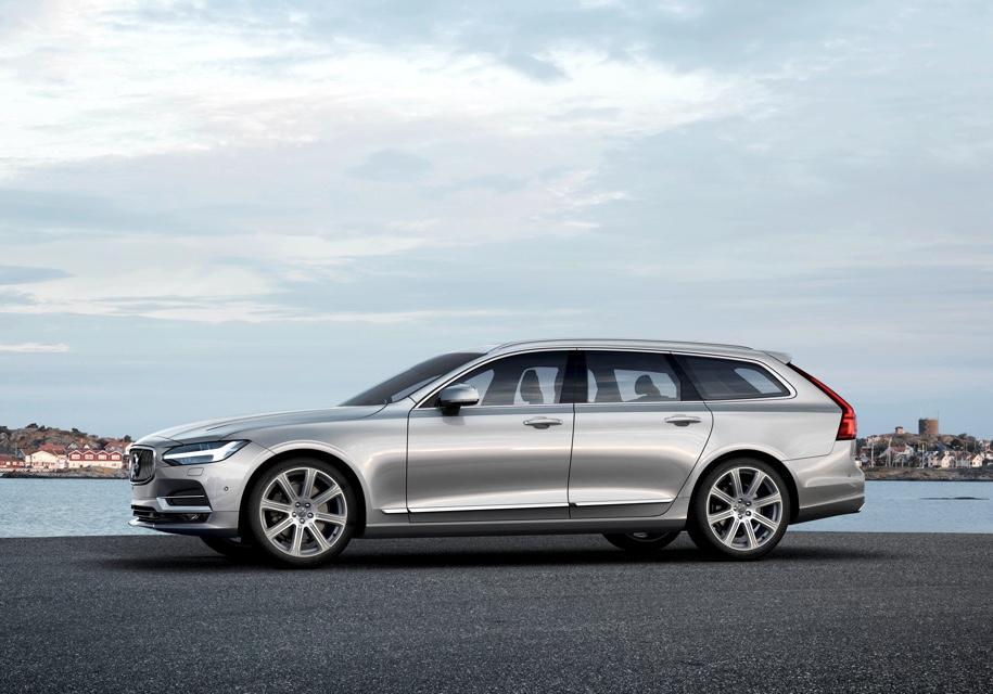 Автомобили Volvo могут получить моторы Mercedes-Benz