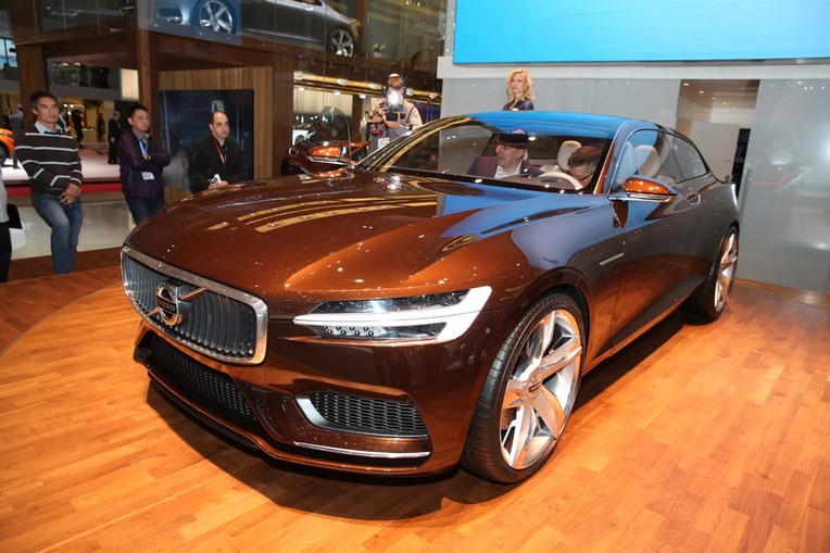 Volvo представит 9 новинок за 4 года, а Geely станет китайской Škoda