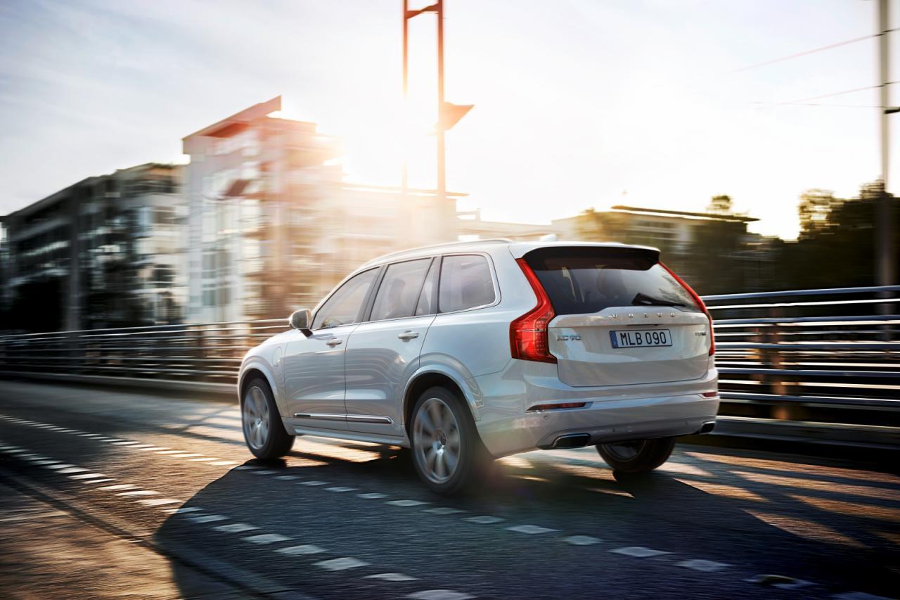 Volvo установила рекорд продаж