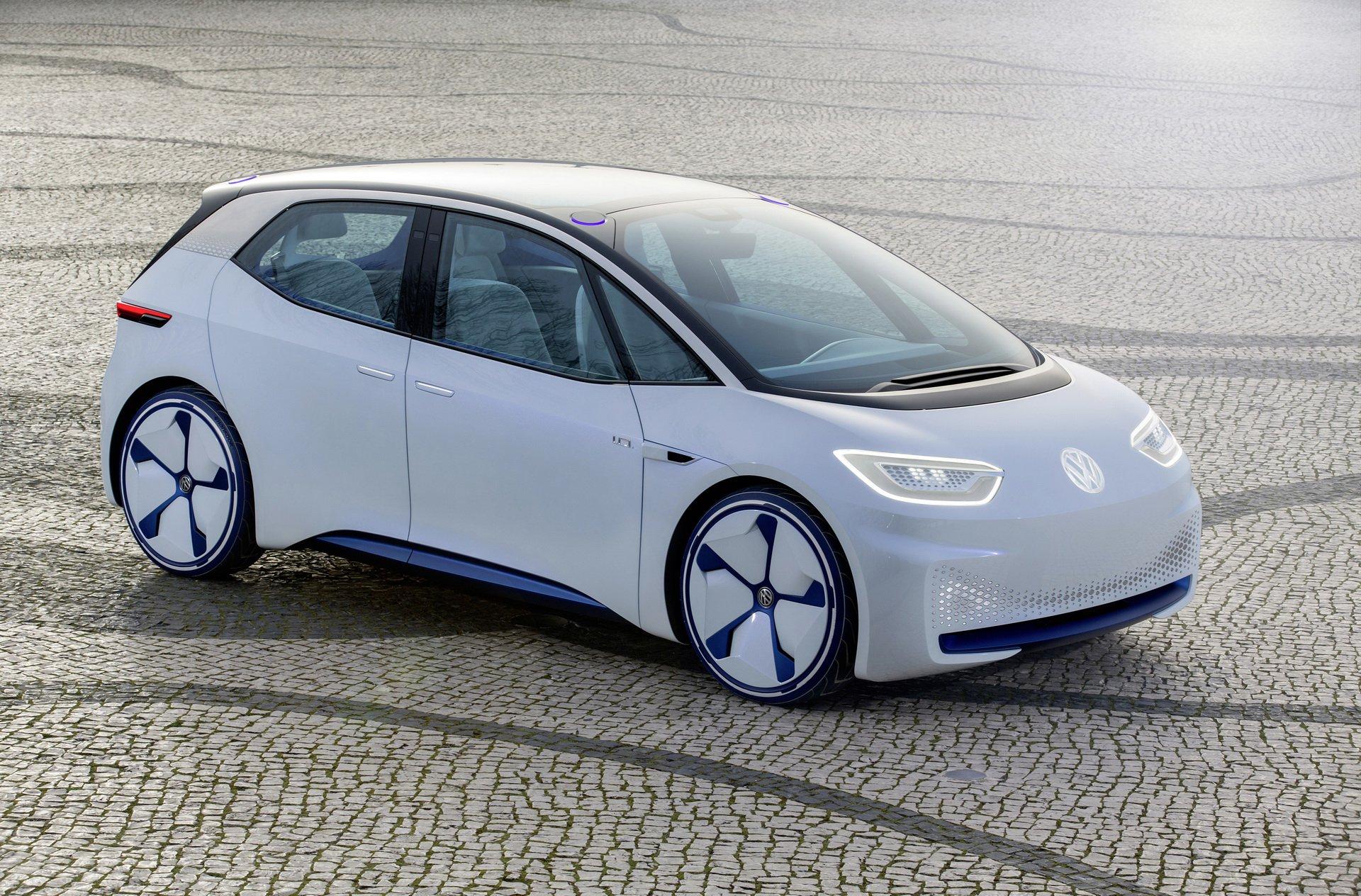 Volkswagen разрабатывает массовый электрокар за 20 тысяч евро