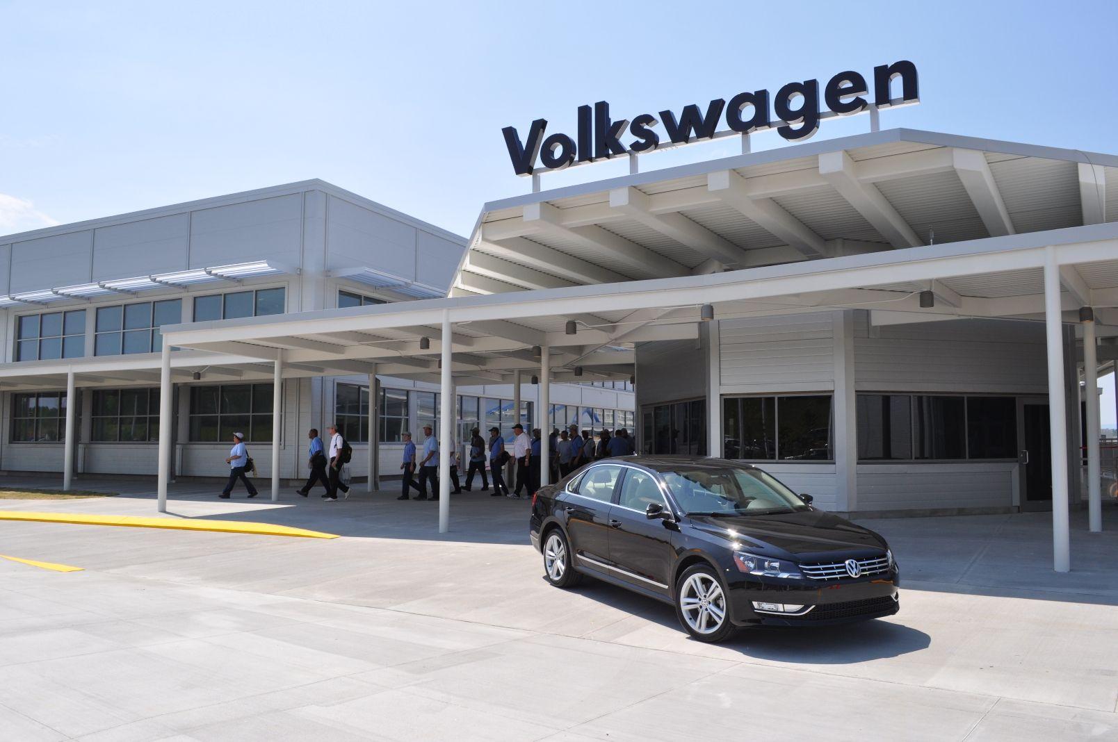 На Volkswagen подали в суд из-за засухи