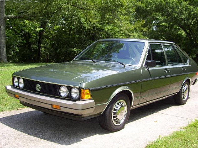 Как менялись цены на Volkswagen Passat за 43 года
