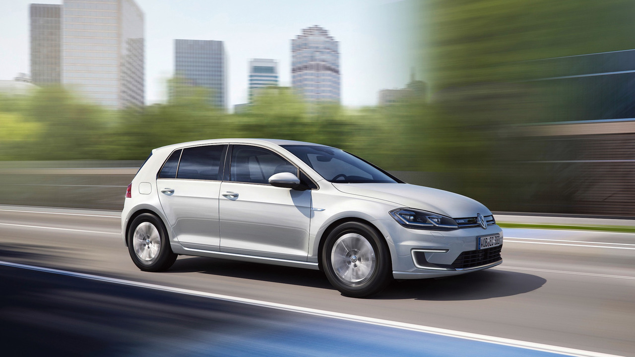 Volkswagen увеличил в 1.5 раза запас хода электрокара e-Golf