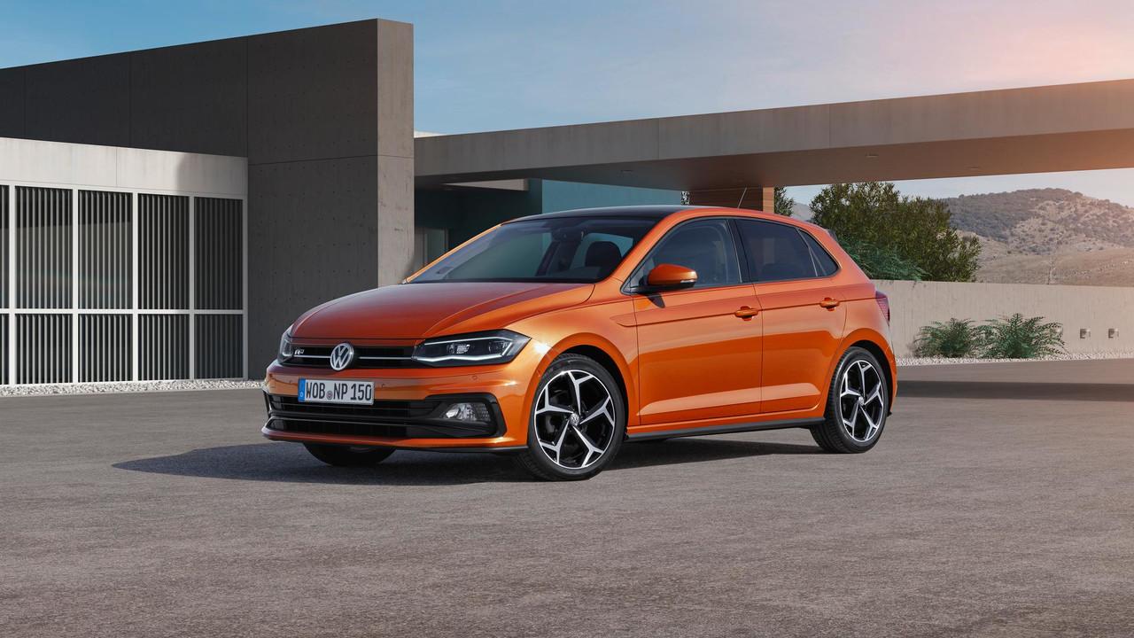 Volkswagen Polo шестого поколения стартует с 13 тысяч евро