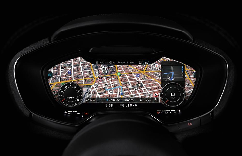 Volkswagen запатентовал тачпад для управления автопилотом