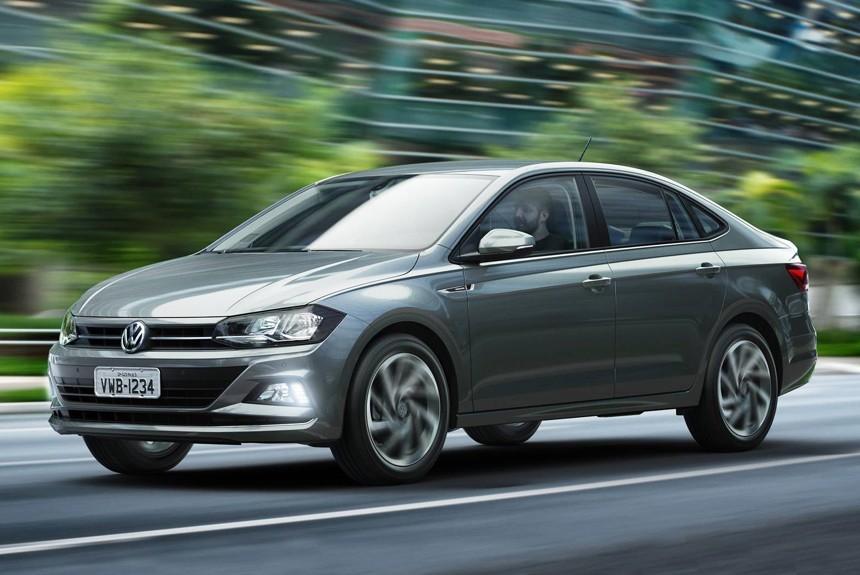 VW официально представил седан Polo