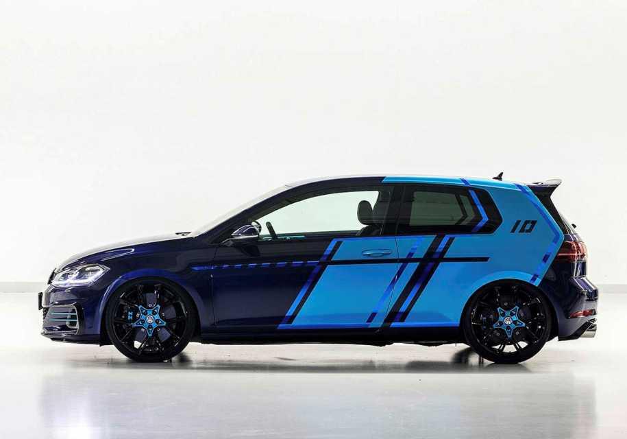 Volkswagen представил сразу две новинки на фестивале VAG
