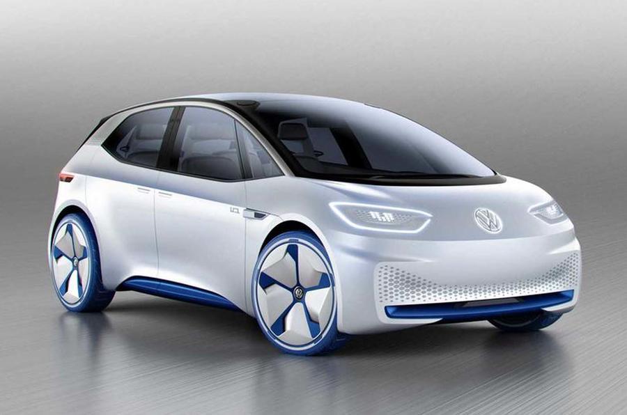 У Volkswagen может появится «заряженный» электрокар