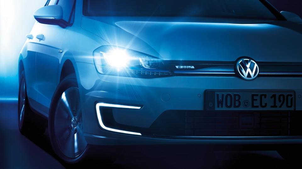 Volkswagen Golf 7 получит светодиодную оптику