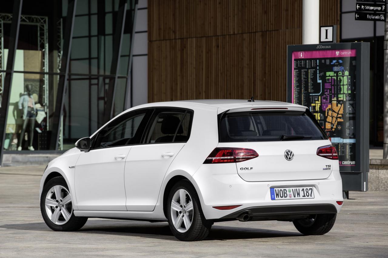 VW Golf снова стал бестселлером крупнейших авторынков Европы