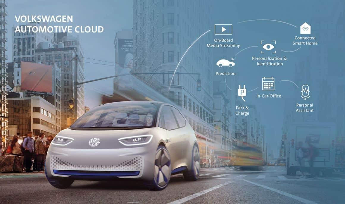 Microsoft поможет Volkswagen подключить автомобили к единому «облаку»