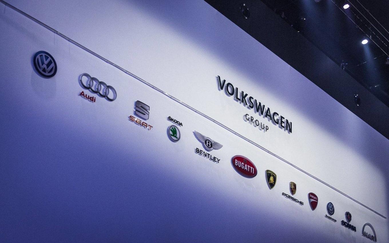Volkswagen Group переходит с немецкого на английский язык