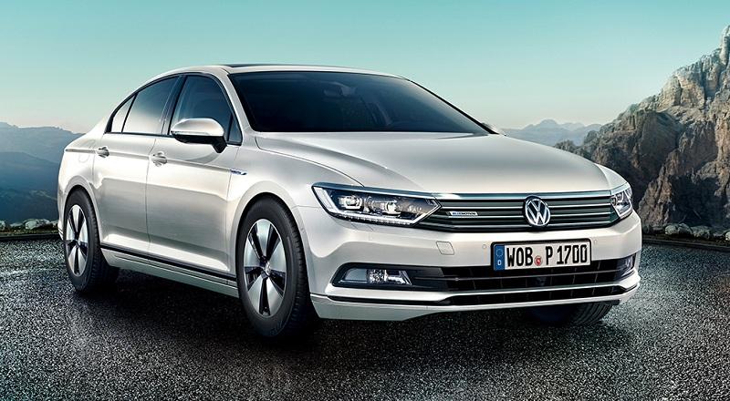 Volkswagen представил самый экономичный дизельный Passat