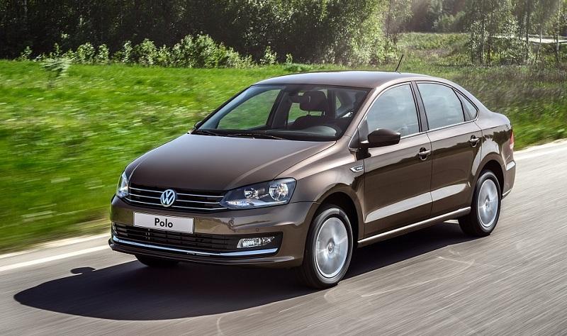 Обновлённый Volkswagen Polo Sedan оценили для Украины