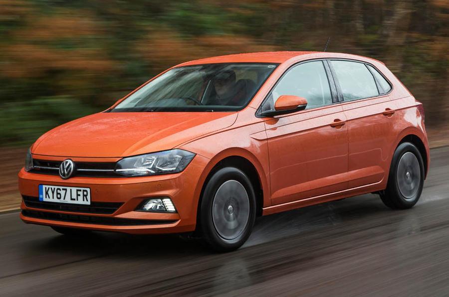 Рекламу Volkswagen Polo запретили за поощрение безответственного вождения